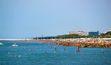 West Beach Caorle