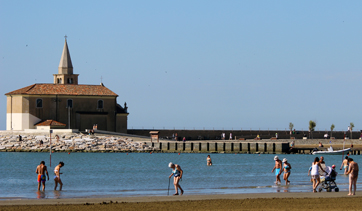 Holiday in Caorle